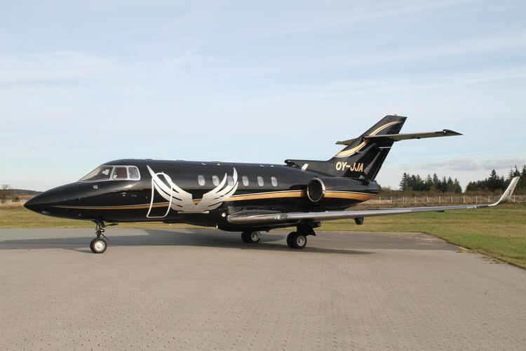 Hawker 800 Hawker 800 XP Direct Air Charter Charter Broker UK Private jet