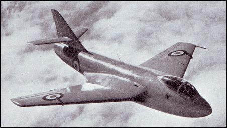 Hawker P.1081 Hawker P1081 fighter