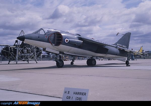 Hawker Siddeley P.1127 Hawker Siddeley P1127 Kestrel XP980 Aircraft Pictures amp Photos