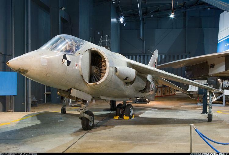 Hawker Siddeley P.1127 Hawker Siddeley P1127 UK Air Force Aviation Photo 1159630