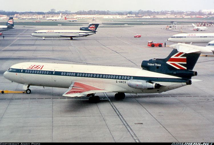Hawker Siddeley Trident 1000 images about Hawker Siddeley Trident on Pinterest Medium