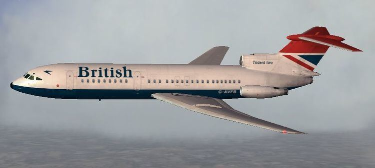 Hawker Siddeley Trident Hawker Siddeley Trident 2 And 3 Update for FSX