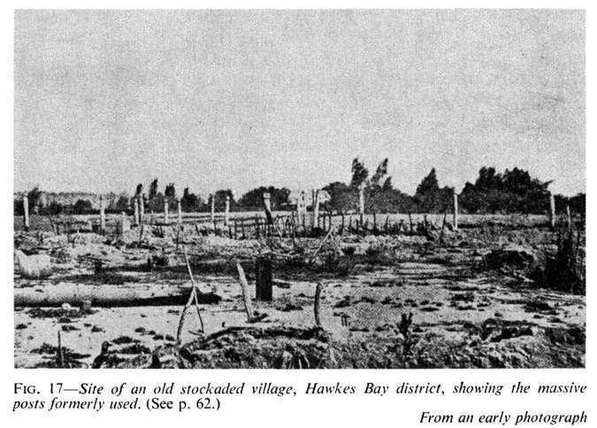 Hawkes Bay Region in the past, History of Hawkes Bay Region
