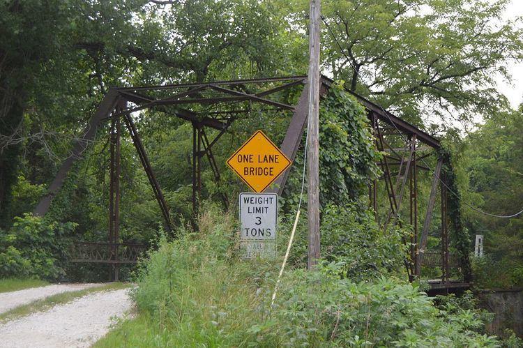 Hawkeye Creek Bridge