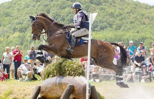 Hawley Bennett-Awad Hawley BennettAwad Olympics equestrian QampA