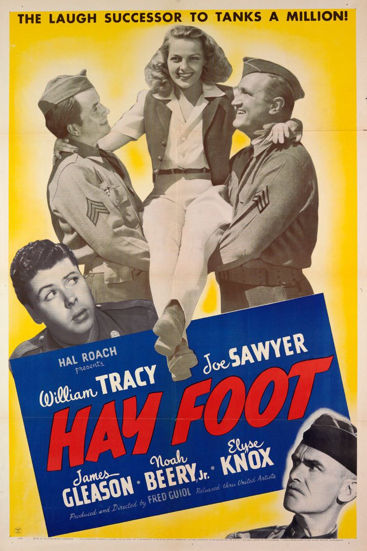 Hay Foot wwwgstaticcomtvthumbmovieposters60996p60996