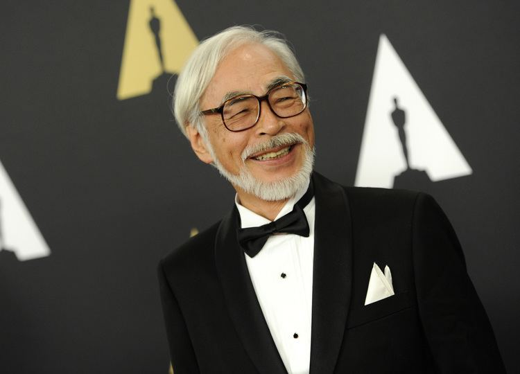 Hayao Miyazaki Miyazaki is second Japanese to receive honorary Oscar