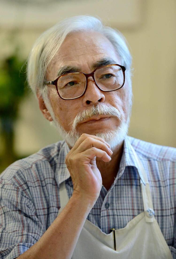 Hayao Miyazaki Miyazaki retiring says Studio Ghibli chief The Japan Times