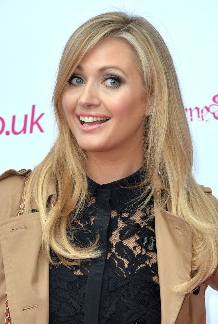 Hayley McQueen HAYLEY MCQUEEN at Fearne Cotton for verycouk Photocall