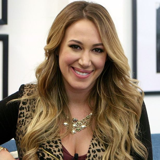 Haylie Duff Haylie Duff Discusses The Real Girl39s Cookbook Video