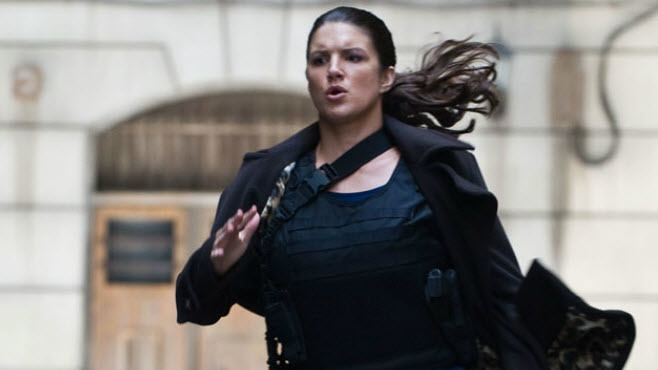 Haywire (film) movie scenes Actionfest the all action movie film festival is naming Gina Carano Female Action Star of the Year at their third annual festival this week