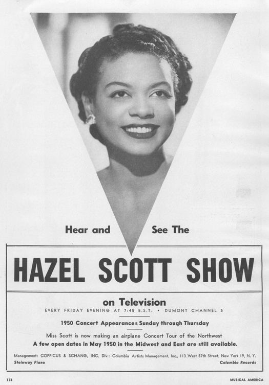 Hazel Scott wwwpressumichedumediakitschiltonChiltonphot
