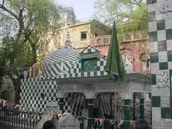 Hazrat Sakhi Shah Chan Charagh Majlis procession mark conclusion of Shah Chan Charagh urs