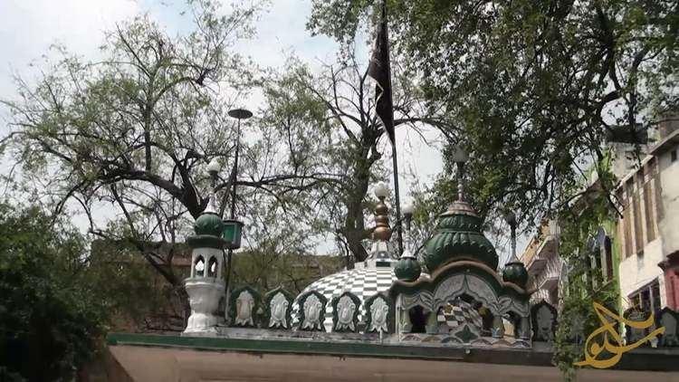 Hazrat Sakhi Shah Chan Charagh Syed Sakhi Shah Chan Chiragh Kazmi Rawalpindi on Vimeo
