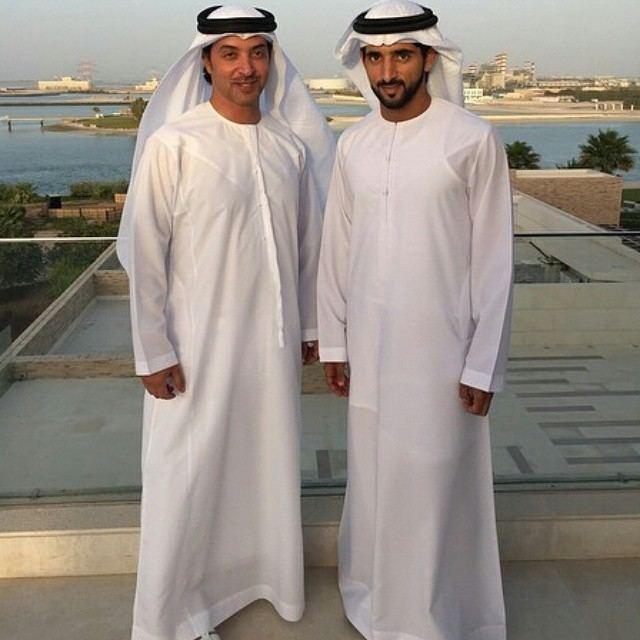 Hazza bin Zayed bin Sultan Al Nahyan Hazza bin Zayed bin Sultan Al Nahyan y Hamdan bin Mohammed bin