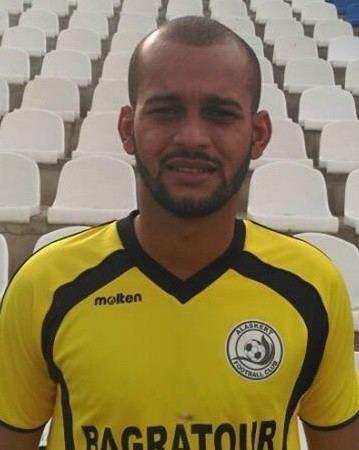 Héber Araujo dos Santos Hber Arajo foi mais um brasileiro que brilhou no campeonato