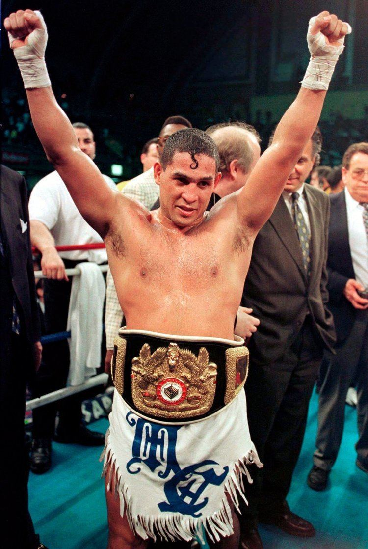 Héctor Camacho Hector Camacho 50 Boxer Who Lived Dangerously Dies The New York