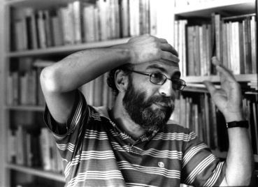 Hector Libertella La ltima entrevista a Hctor Libertella Paseo esquizo