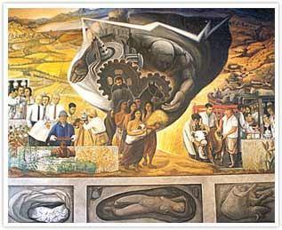 Héctor Martínez Arteche HISTORIAS DEL LADO SUCIO Hctor Martnez Arteche y el Mural del Dictus