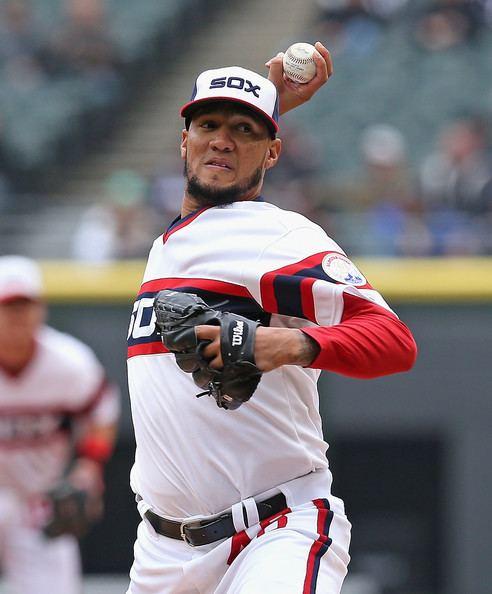 Héctor Noesí Hector Noesi Photos Photos Detroit Tigers v Chicago White Sox Zimbio