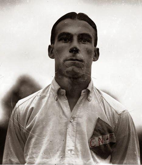 Héctor Scarone Football in the veins Hctor Scarone