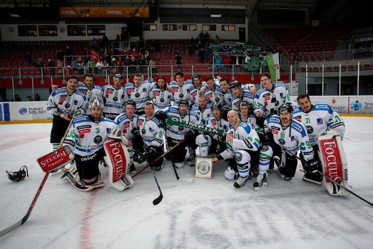 HDD Olimpija Ljubljana HDD Olimpija Ljubljana Hokejska zveza Slovenije