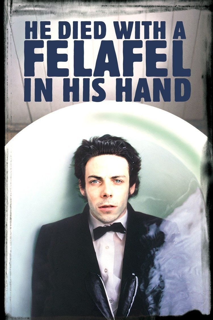 He Died with a Felafel in His Hand (film) wwwgstaticcomtvthumbmovieposters86711p86711