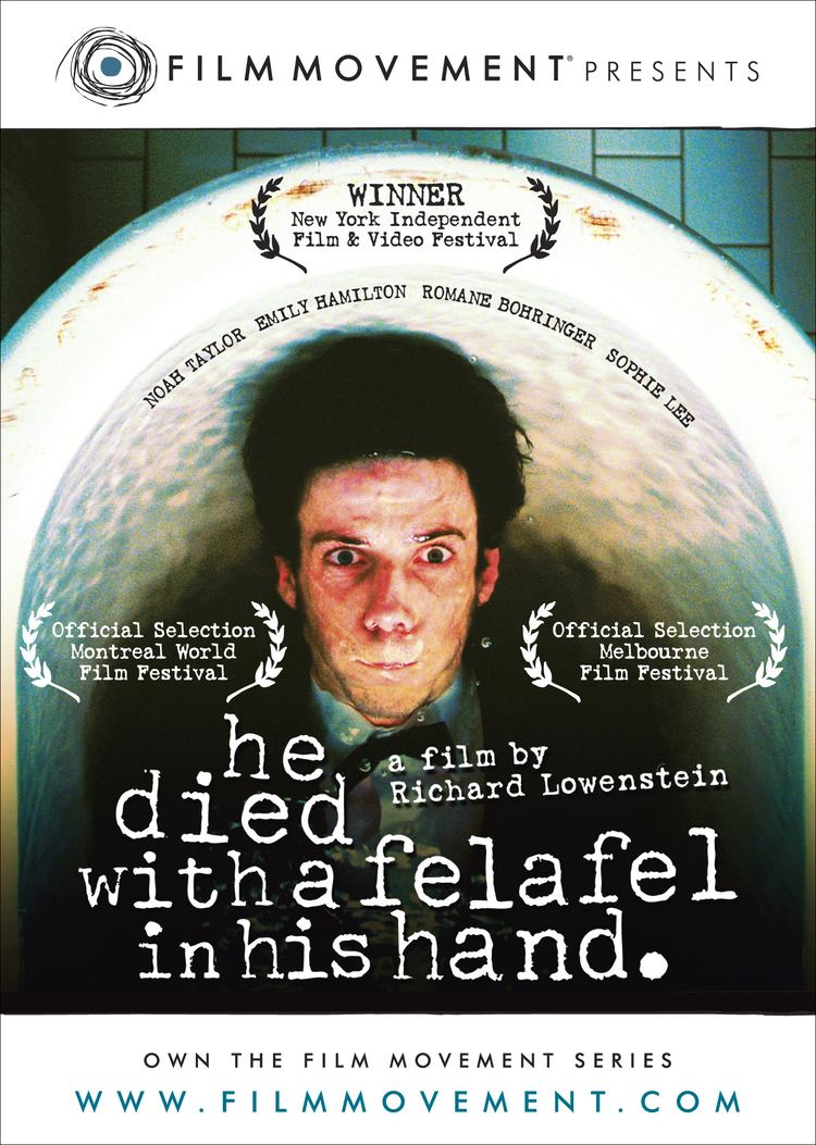 He Died with a Felafel in His Hand (film) HE DIED WITH A FELAFEL IN HIS HAND Buy Foreign Film DVDs Watch