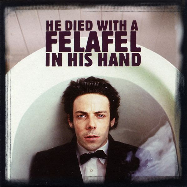 He Died with a Felafel in His Hand (film) Various He Died With A Felafel In His Hand Music From The Feature