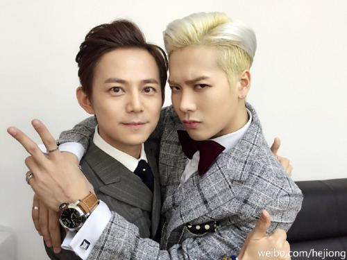 He Jiong Jackson to join Chinese reality show PunkD with He Jiong OMONA