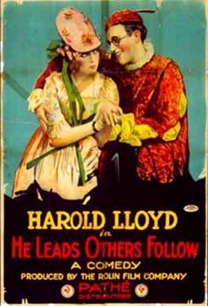 He Leads, Others Follow movie poster
