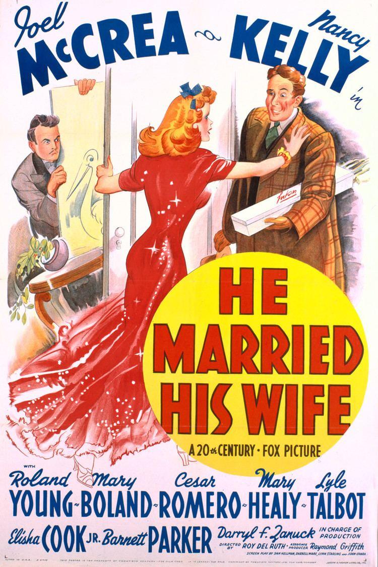 He Married His Wife wwwgstaticcomtvthumbmovieposters55248p55248