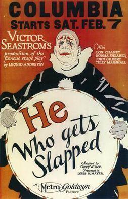 He Who Gets Slapped He Who Gets Slapped Wikipedia