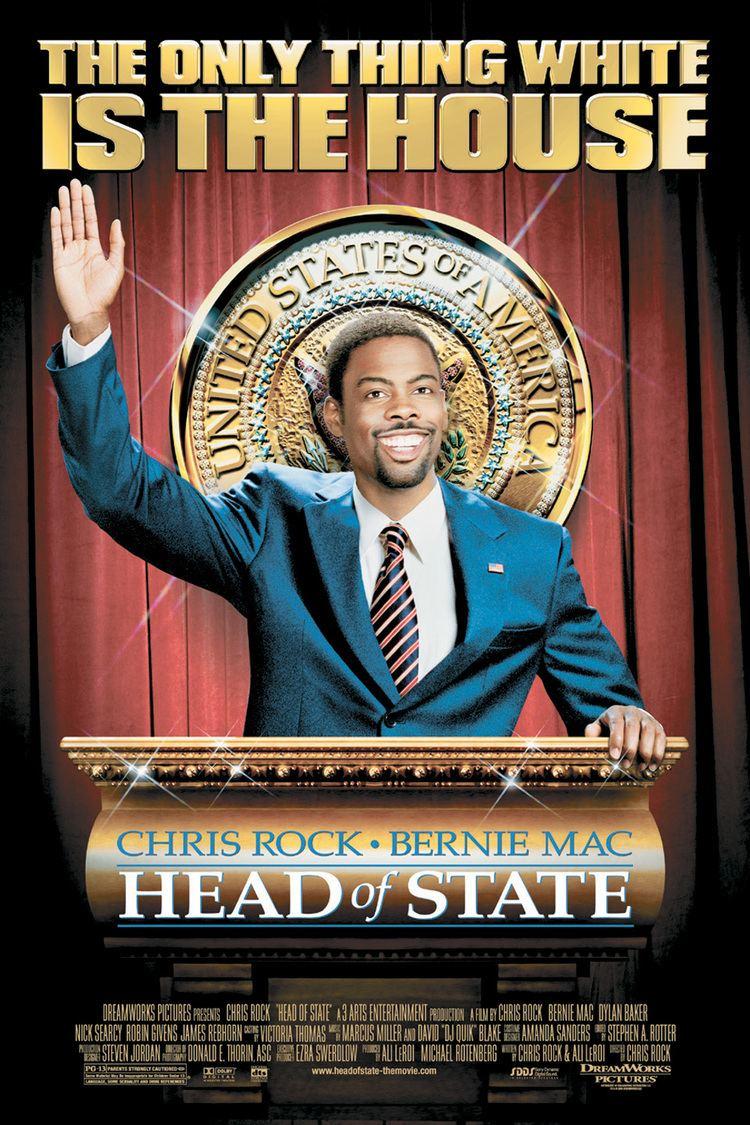 Head of State (film) wwwgstaticcomtvthumbmovieposters31177p31177