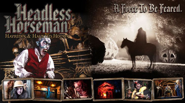 Headless Horseman Hayrides Haunted Houses in New York Headless Horseman Hayrides amp Haunted Houses