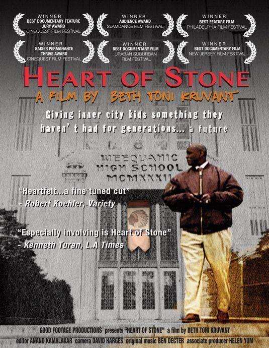 Heart of Stone (2009 film) Heart of Stone Movie Poster IMP Awards