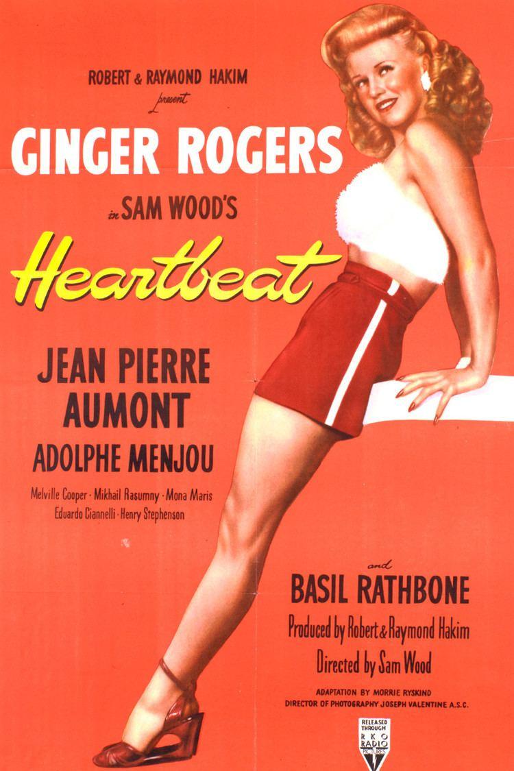 Heartbeat (1946 film) wwwgstaticcomtvthumbmovieposters3684p3684p