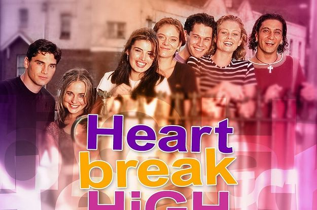 Heartbreak High How To Dress Like You Went To Heartbreak High