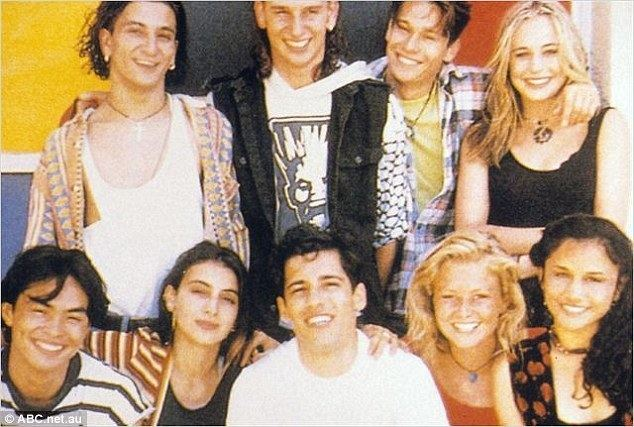 Heartbreak High Heartbreak High39s Alex Dimitriades returns to TV in The Principal