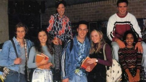 Heartbreak High Heartbreak High What do Drazic Ryan Anita and the rest look like now