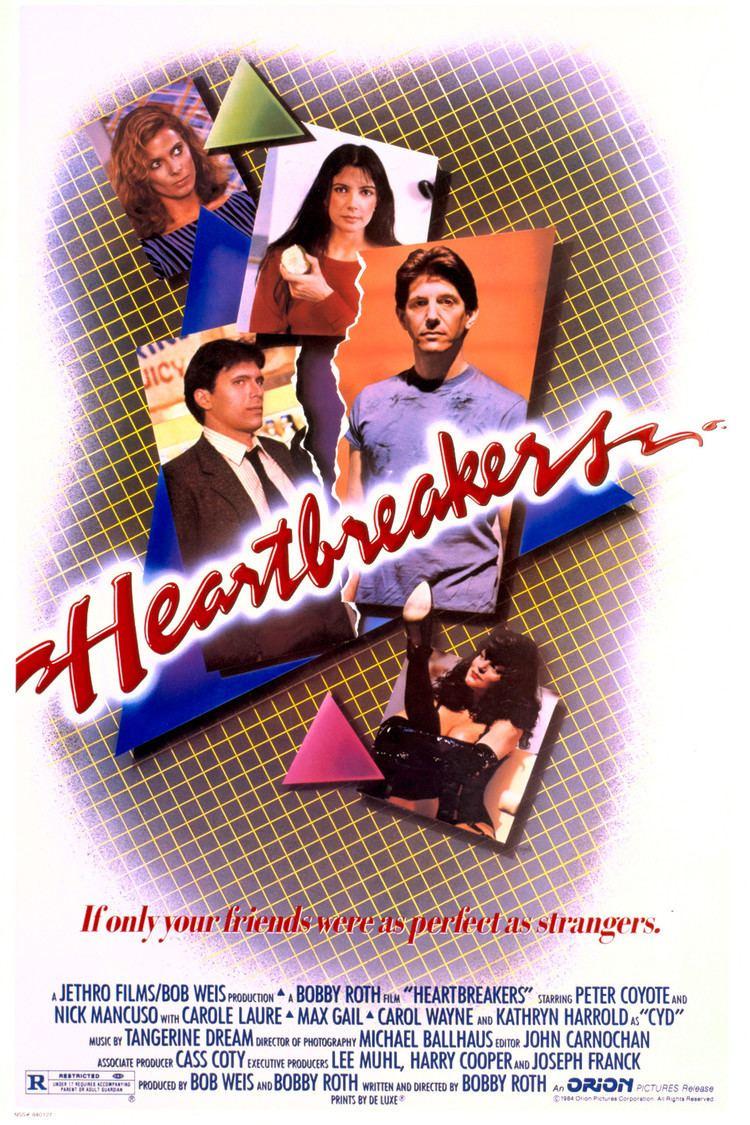 Heartbreakers (1984 film) wwwgstaticcomtvthumbmovieposters8521p8521p