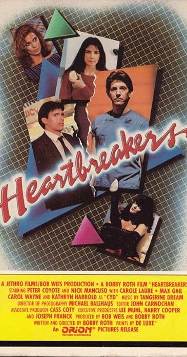 Heartbreakers (1984 film) Heartbreakers 1984 IMDb