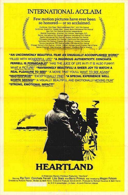 Heartland (film) Heartland Movie Poster IMP Awards