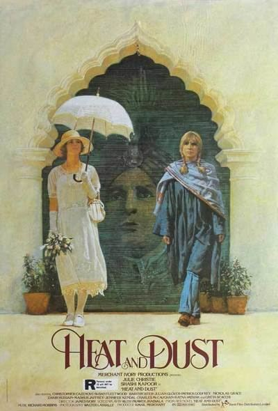 Heat and Dust (film) Heat and Dust Movie Review Film Summary 1983 Roger Ebert
