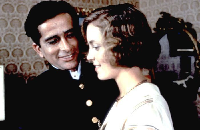 Heat and Dust (film) Heat and Dust 1983 A Merchant Ivory Film