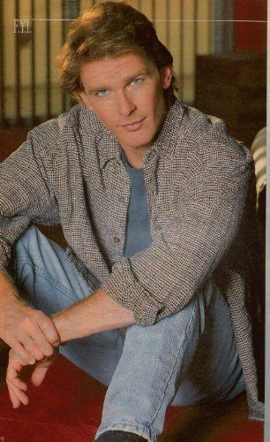 Heath Kizzier Heath Kizzier Young and the Restless 8x10 one page magazine photo