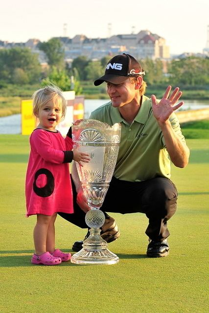 Heath Slocum Slocum guts it out in the end to win The Barclays