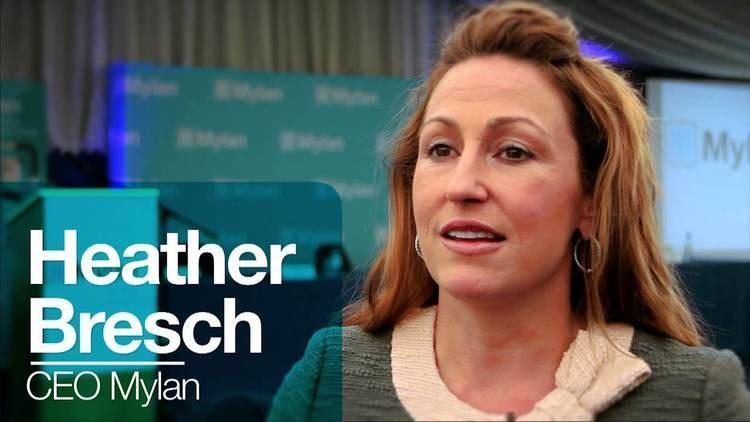 Heather Bresch Extracts from Interview with Heather Bresch CEO of Mylan