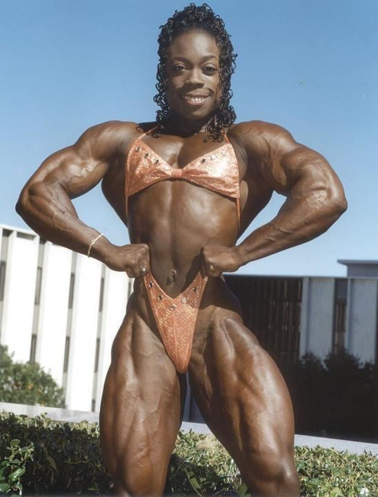 Heather Foster Bodybuilder Beauty Muscle Part 4