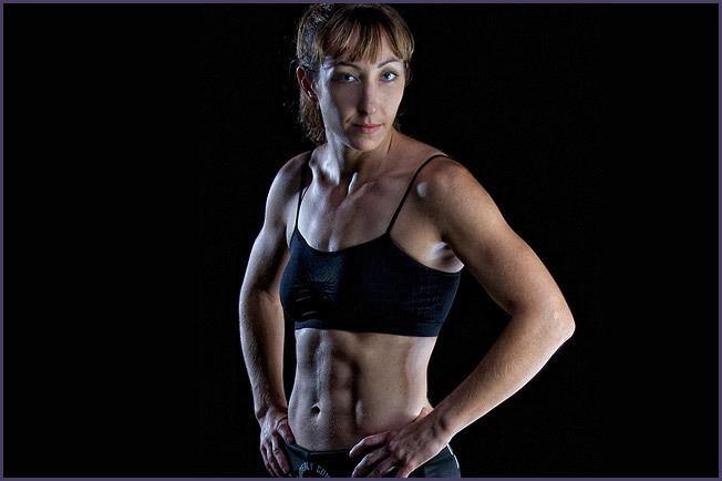 Heather Jo Clark Heather Jo Clark Awakening Fighter Profile